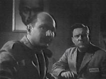 Donald Pleasence and O'Brien