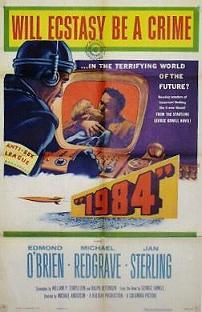 1984 US poster artwork