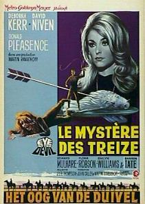 EYE OF THE DEVIL French poster artwork